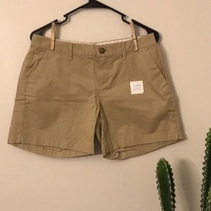 Mid rise shorts- Brand new